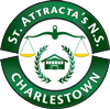 st attracta's national school logo